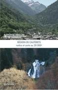 Région de Cauterets : notice et carte au 20000e
