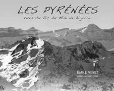 Les Pyrénées vues du Pic du Midi de Bigorre