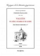 Tableau pittoresque des Pyrénées françaises : vallées du Lavedan, de Barèges et Gavarnie